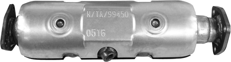 Amazon Com Walker Exhaust Ultra Epa 16361 Direct Fit Catalytic Converter Automotive