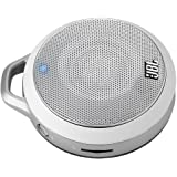 JBL Micro Wireless Ultra-Portable Speaker with Wireless Bluetooth Connectivity (White)