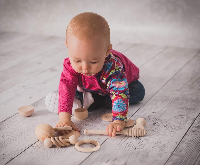 Regalos especial bebe creatividad montessori juguetes madera