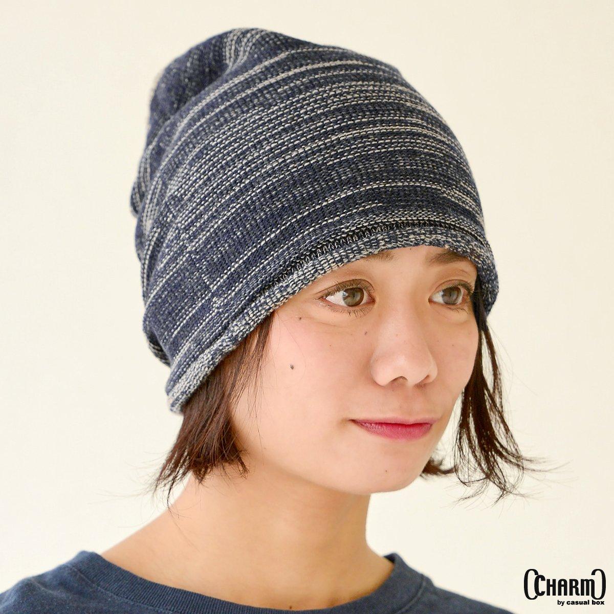 Amazon.com  CHARM Mens Slouchy Beanie Winter - Womens Wool Knit Hat Warm  Baggy Japanese Cap Black  Clothing a733b2ab9519