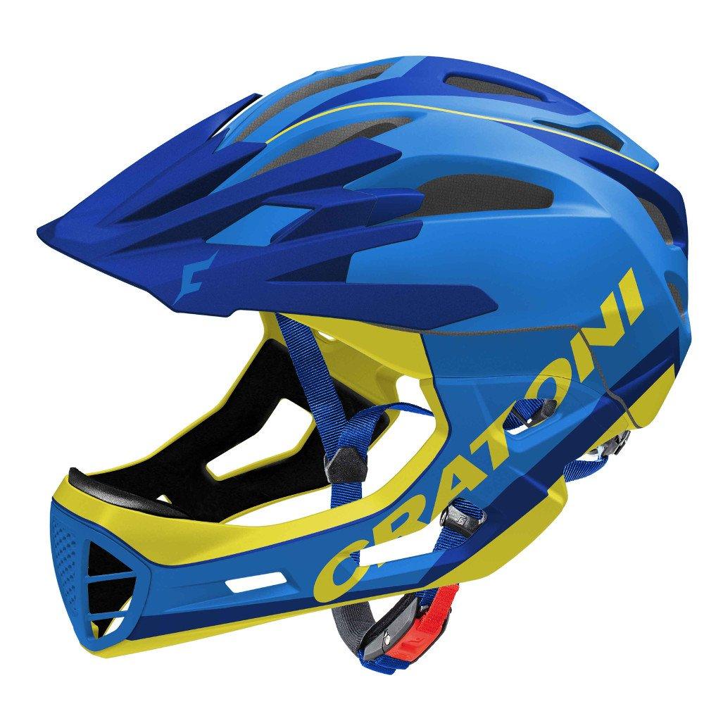 Cratoni Maniac Limited Edition Casque de Ski Downhill Montagne Mod/èle 2018