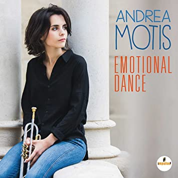 "Andrea Motis first solo album ""Emotional Dance"""