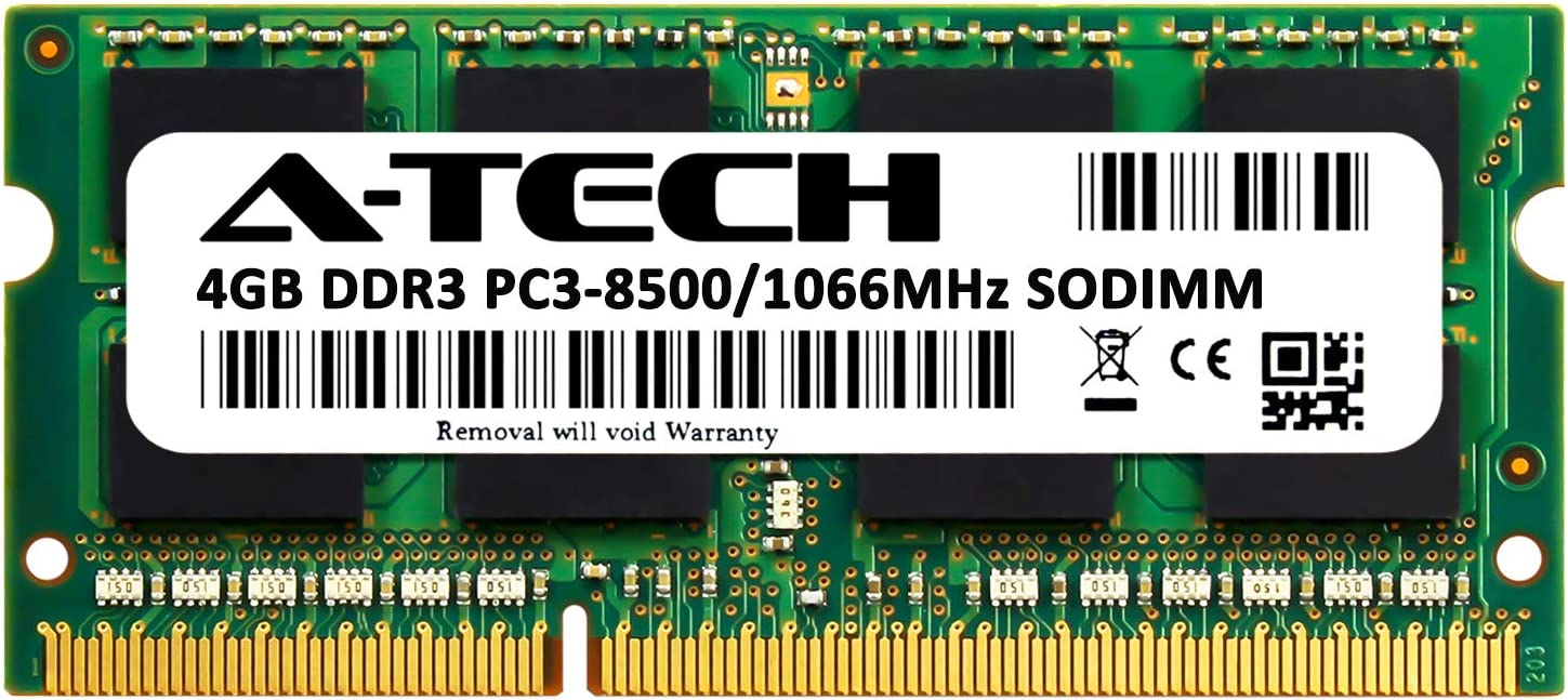 PC3-8500 RAM Memory Upgrade for The eMachines ID Series ID49C04u 4GB DDR3-1066