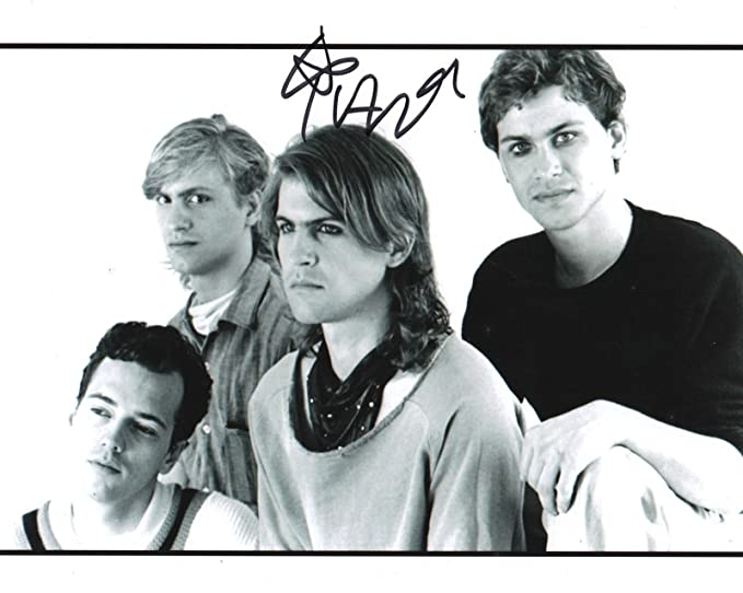 739a9bbde76 Ivan Doroschuk of Men Without Hats REAL SIGNED 8x10