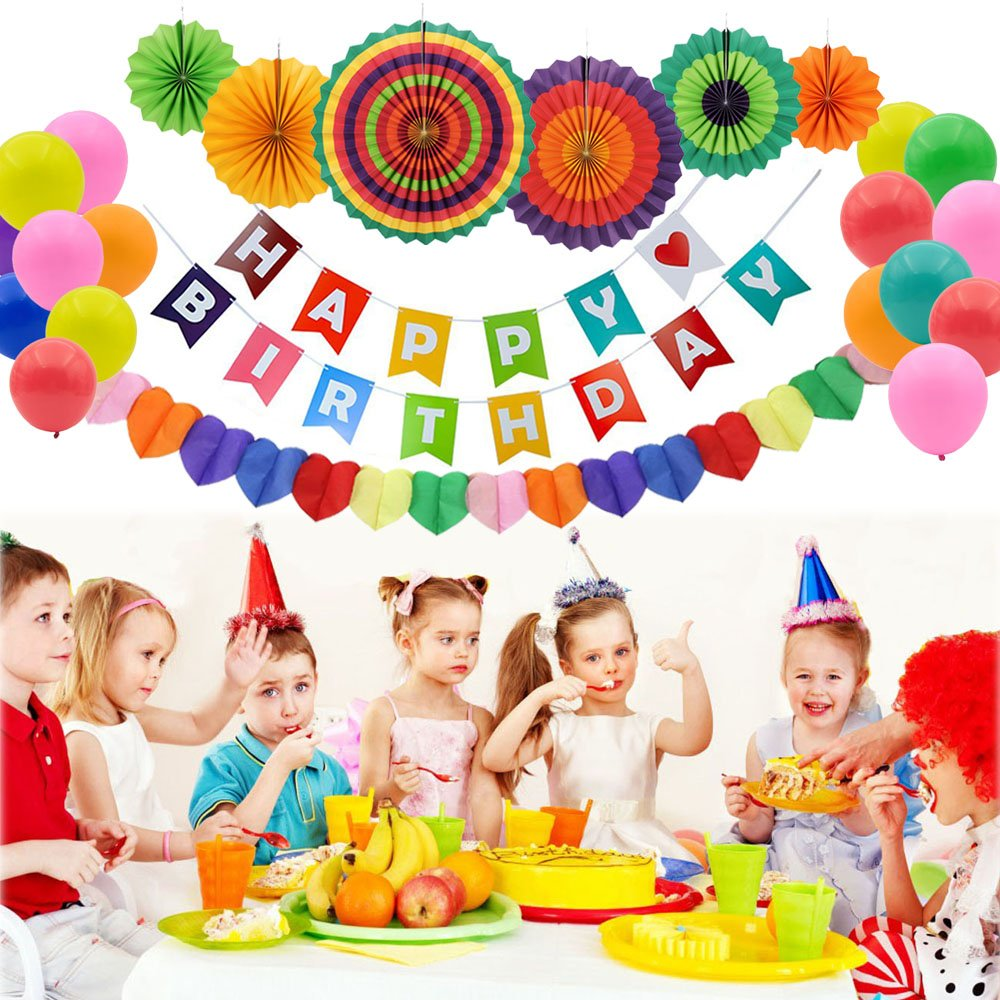 happy birthday party decorations gofriend happy birthdays banner