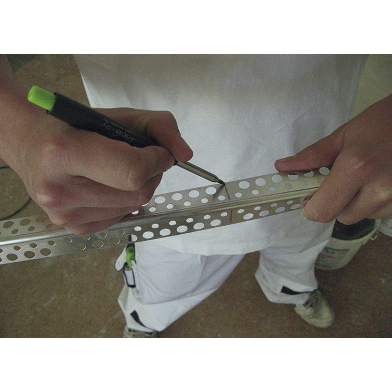 Paquete con 10 marcadores de grafito 4050 Pica-Marker Pica-Dry Marcador Autom/ático de Larga duraci/ón 3030