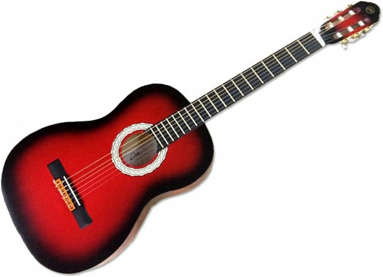 EKO – Guitarra Classic CS-10 Color Red Burst: Amazon.es ...