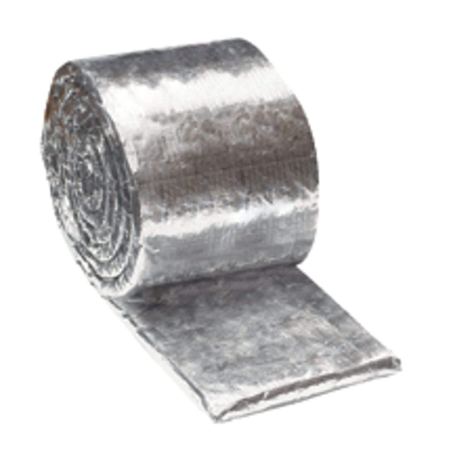 Image of 3M 18804-case Fire Barrier Duct Wrap Collar 615+, 1.5' x 6' x 25' (Pack of 4) Home Improvements