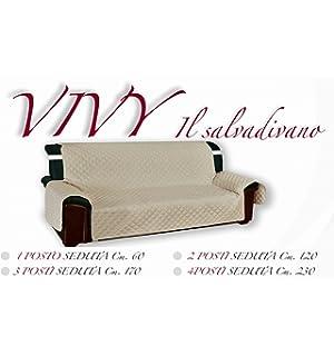 Funda para sofá «Vivy» para sofás de 4 plazas - Funda ...