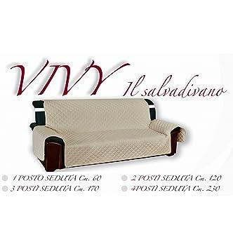 Funda para sofá «Vivy» para sillones, de 1 plaza, acolchada ...