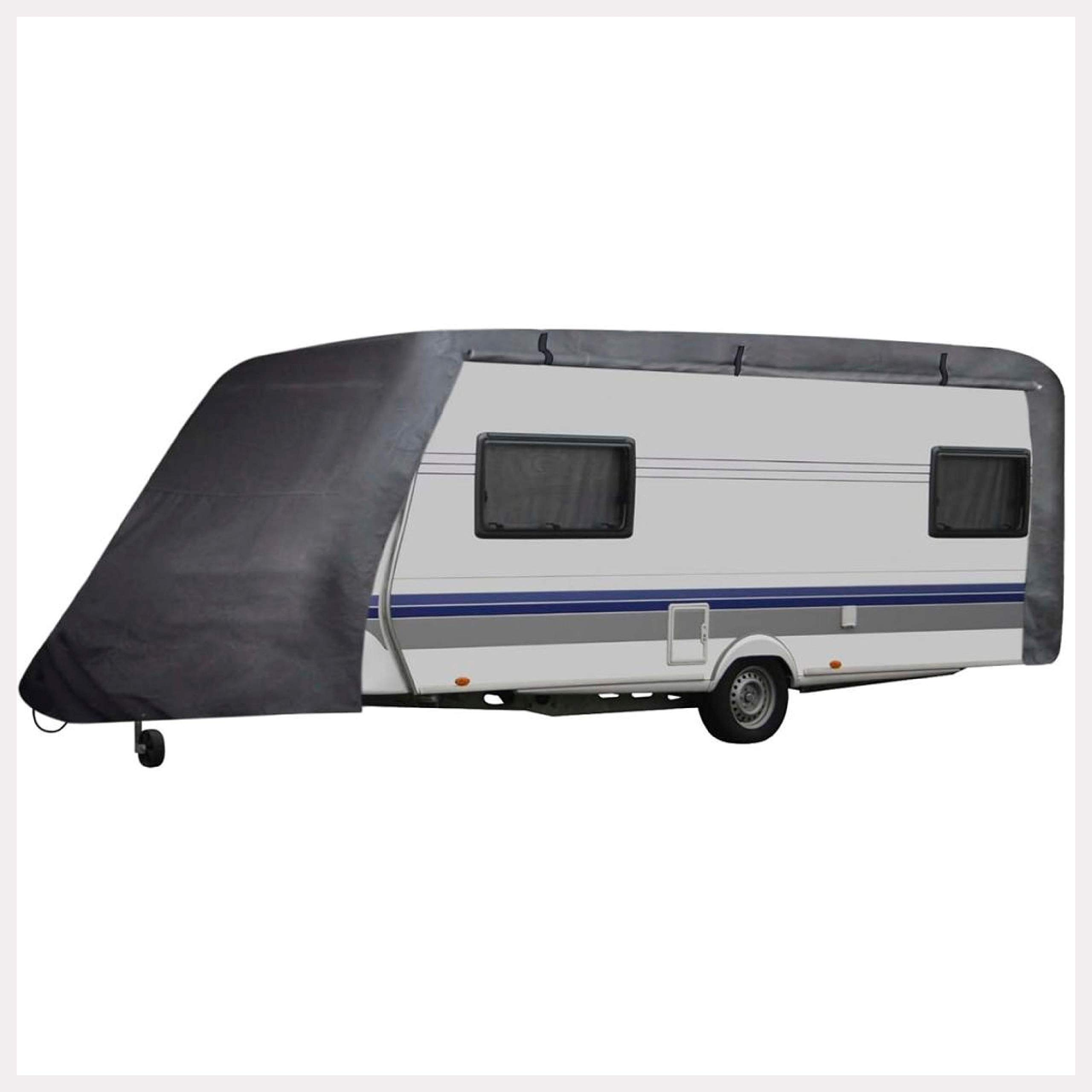 K&A Company Caravan Cover Gray M