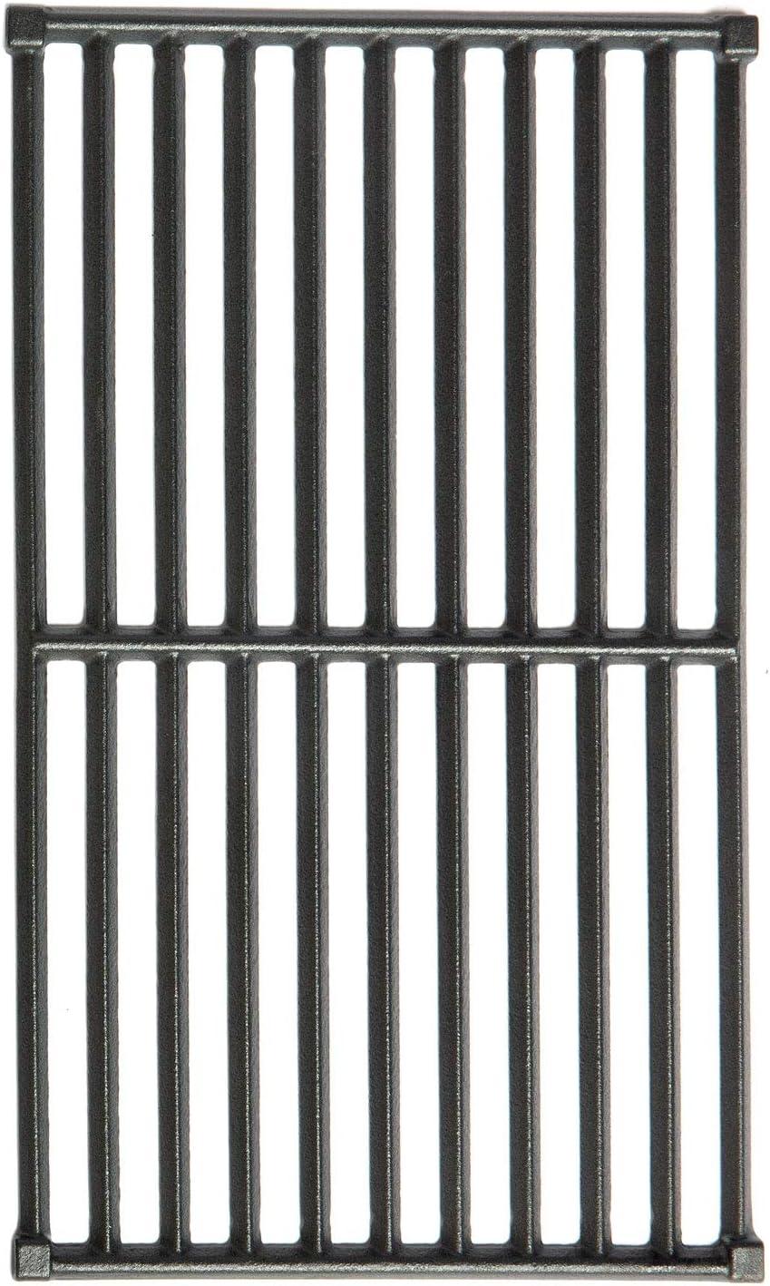 TAINO Platinum//Black 4-//6-Brenner Grillrost Gusseisen Rost Zubeh/ör Gasgrill BBQ