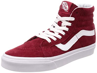 Amazon.com  Vans Sk8-Hi Reissue (Pig Suede)  Shoes 9413a94db
