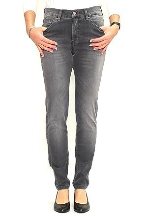 1d27ff1d846b Angels Jeans Damenjeans Skinny Grey Used  Amazon.de  Bekleidung