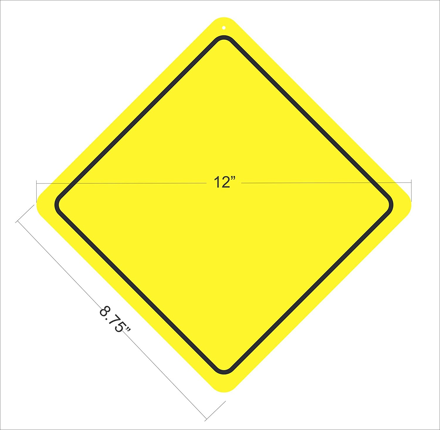 PALEONTOLOGIST ZONE Funny Novelty Crossing Sign cheapyardsigns