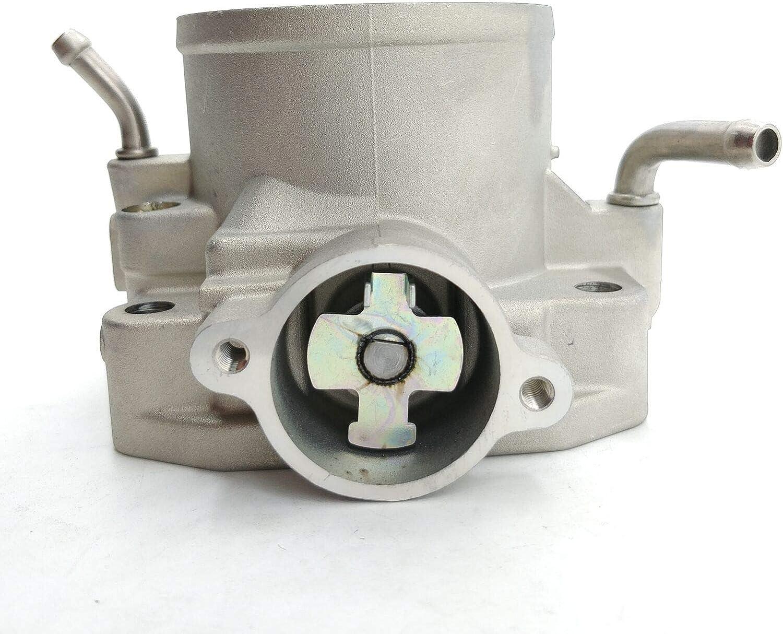 Semoic 70Mm Throttle Body for /& TPS Sensor B16 H22A B18C B18A B18B
