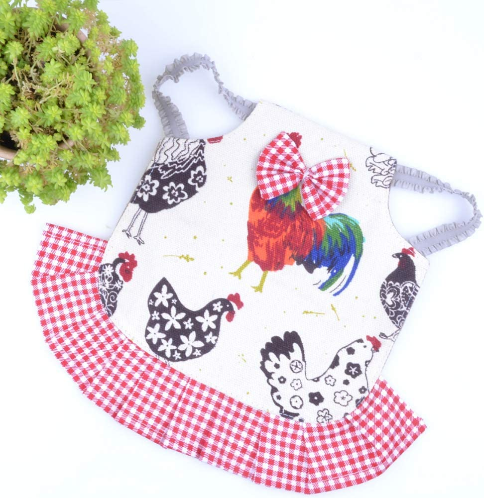 chengsan Chicken Saddle,Poultry Hen Saddle Apron Chicken Wing Back Feather Protector