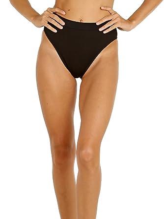 a3750bfa6adb Amazon.com  LSpace Women s Frenchi High Waist Bikini Bottoms  L ...