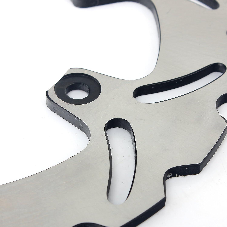 TARAZON Rear Brake Disc Rotor for Yamaha YZF 600R 1996-2007 YZF750R 1993-2001 R1 98-01 SRX400