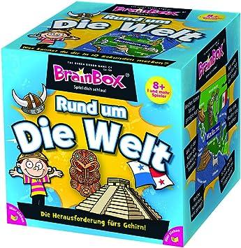 BrainBox The World Niños Juego de Mesa de Aprendizaje - Juego de ...