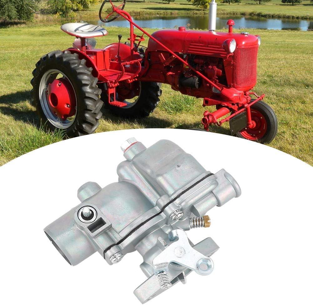 junta de carburador de metal apta para IH Farmall Tractor Cub LowBoy Cub 251234R92 251234R91 Carburador