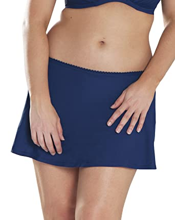 57485fcfd16bf Curvy Kate Swimwear Jetty Bikini Swim Skirt CS3555 Navy 20: Amazon.co.uk:  Clothing