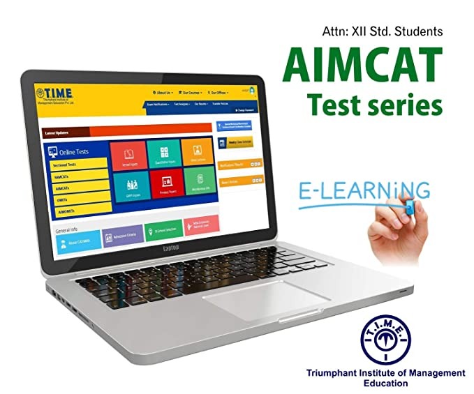 T I M E  AIMCAT Test Series - Enhanced (Email Delivery in 2 Hours