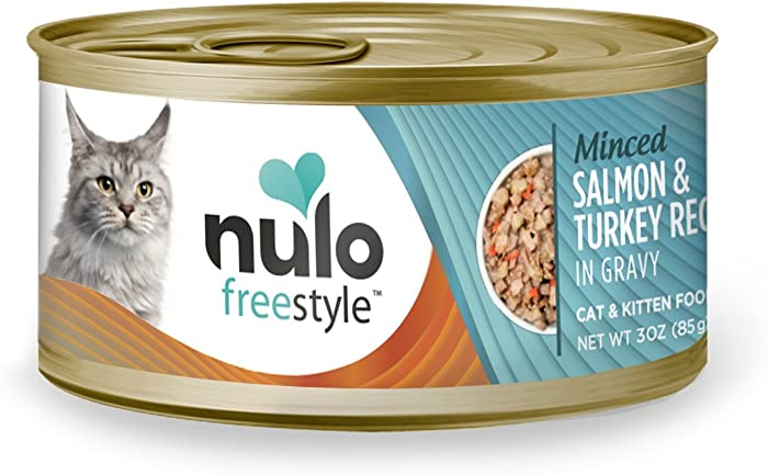 Top 10 Nulo Cat Food Salmon