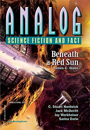 Analog Science Fiction and Fact: Amazon co uk: Kindle Store