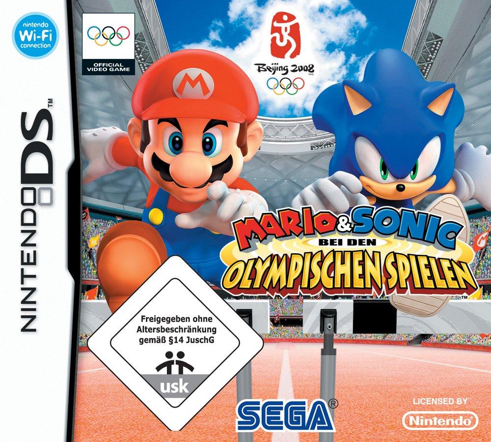 Mario & Sonic bei den Olympischen Spielen