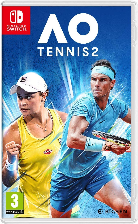 AO Tennis 2 NSW [versión española]