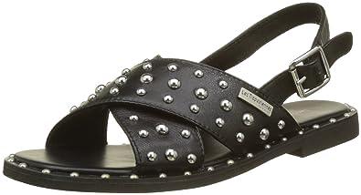 Les Tropéziennes par M Belarbi SANDALE CHIARA NOIR - Chaussures Sandale Femme