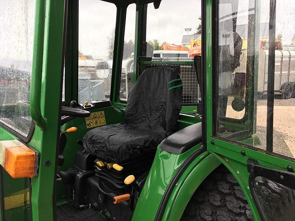 verde Jard/ín Utilidad cubierta de Altas Prestaciones universal Tractor compacto de Swat