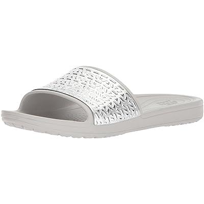 Crocs Women's Sloane Graphic Etched Slide | Sport Sandals & Slides