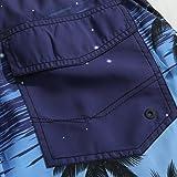 Mens Ultra Quick Dry Island Night Fashion Board