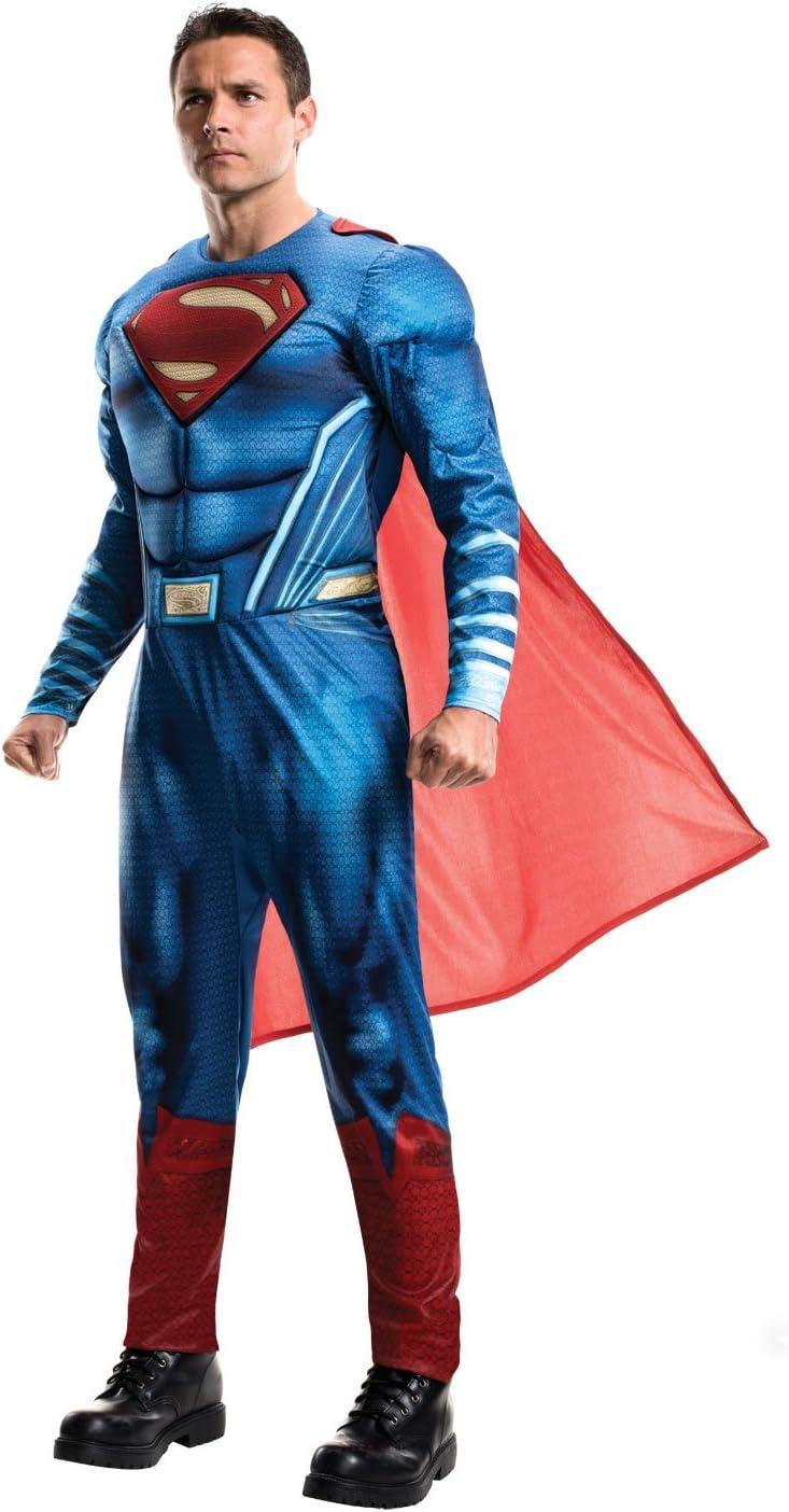 Rubies- Superman Disfraz Classic adultos, Talla Única (820952 ...