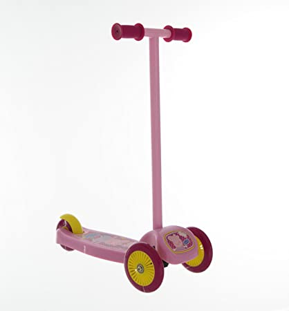 Amazon.com: Peppa Pig Tilt n turn Scooter: Toys & Games