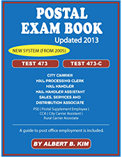 Amazon post office jobs the ultimate 473 postal exam study postal exam book for test 473 and 473 c fandeluxe Choice Image