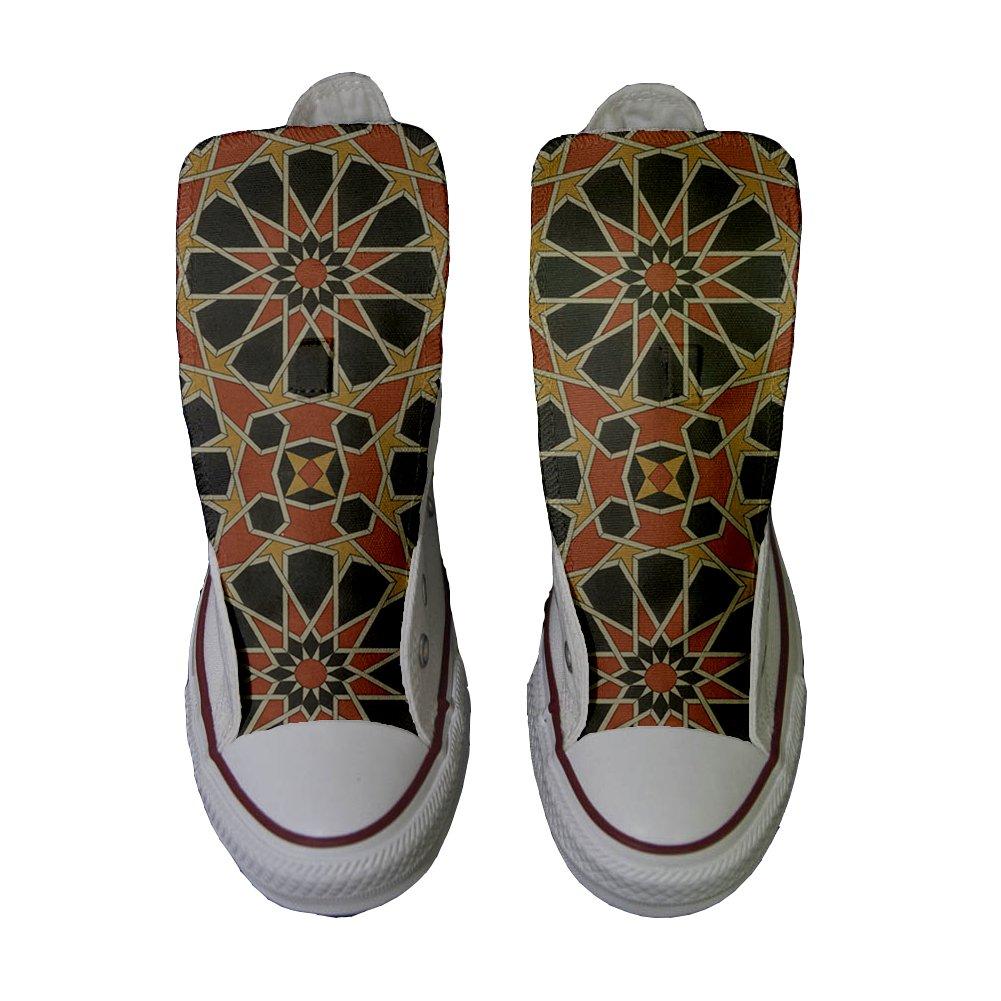 Mys Mys Mys Converse All Star Customized Unisex - Personalisierte Schuhe (Handwerk Produkt) Mosaic Größe 40 EU - aac0a0