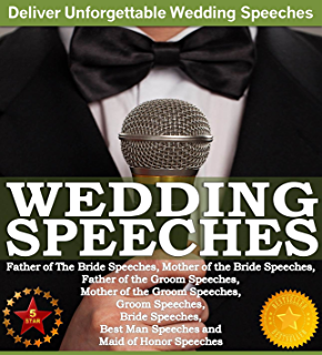 YOUR Wedding Speech Made Easy: The How-to Guide for the