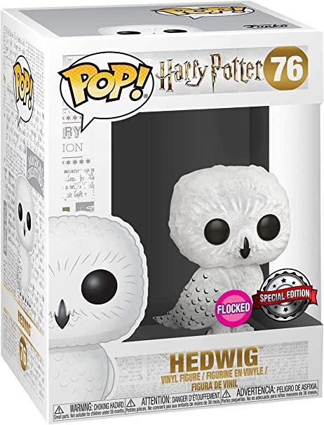 POP Harry Potter #76 Hedwig