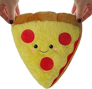 """Squishable / Comfort Food Mini Pizza 8"""" Plush"""