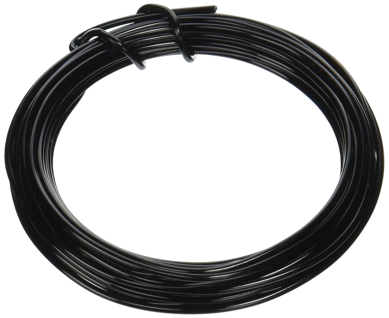 Amazon.com: Aluminum Floral Wire 12 Gauge 5 Yards-Black: Arts ...