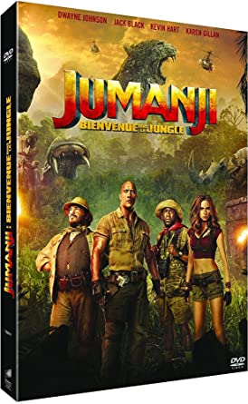 Jumanji 2 : Bienvenue dans la jungle : FAN 4890