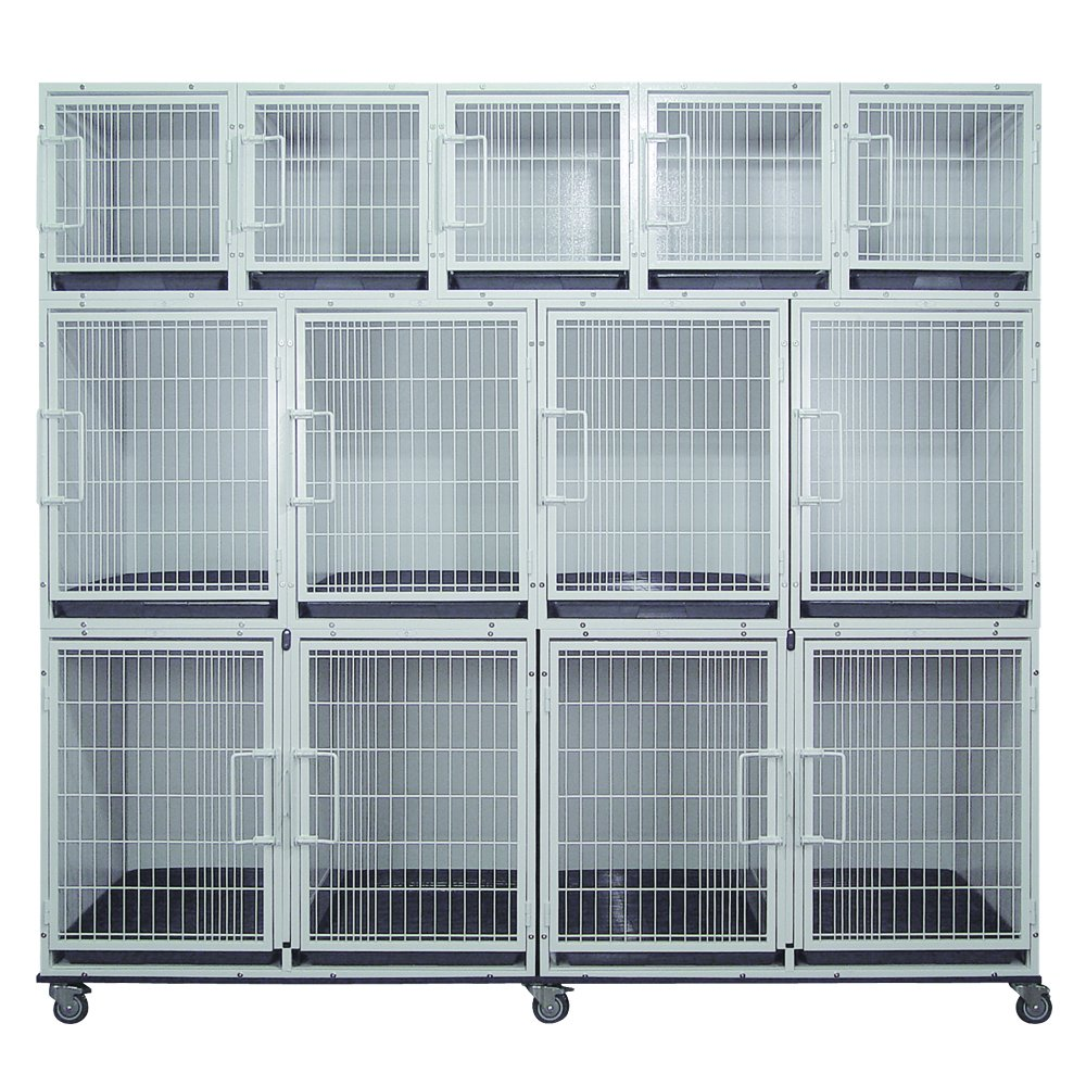 Paw Brothers Professional PBP89400K Full Bank Modular Cage System