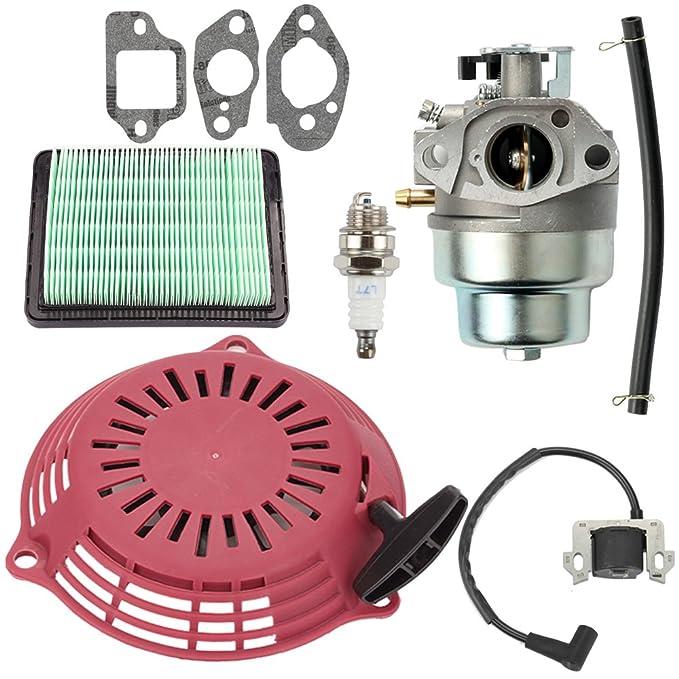 Amazon.com: Salvador & kit de filtro de aire con Recoil Pull ...