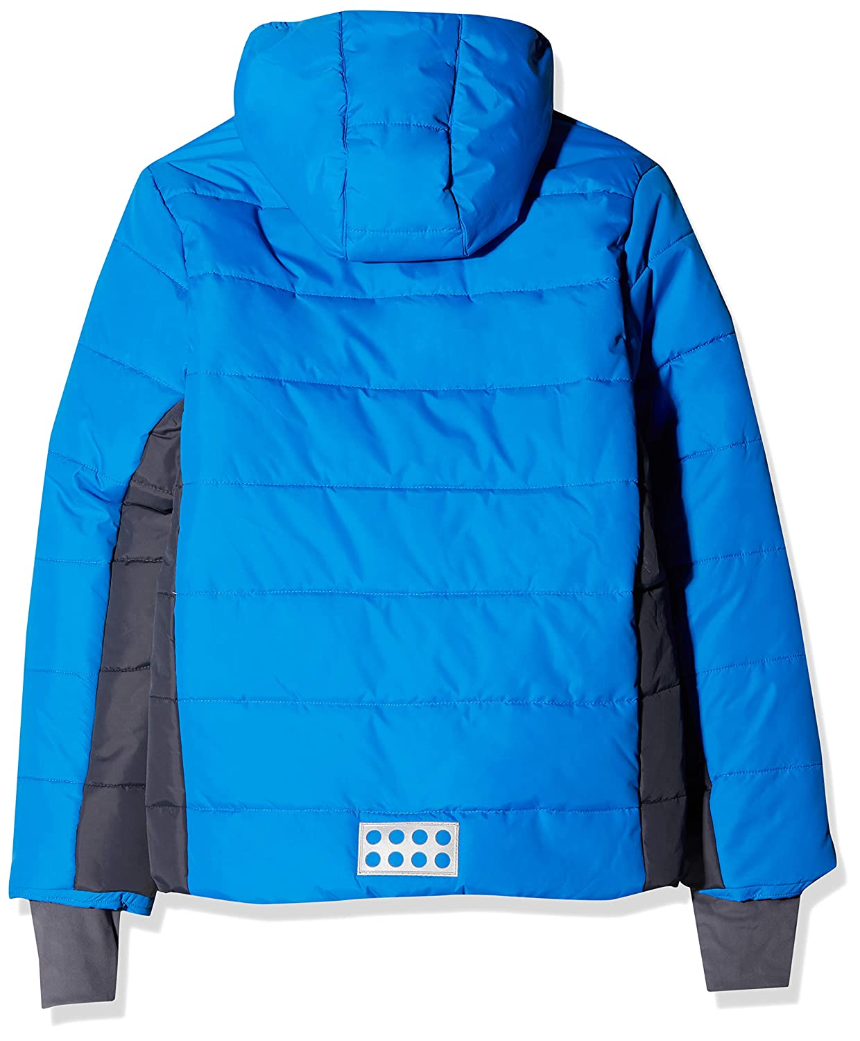LEGO Wear Kids /& Baby Waterproof /& Windproof Snow// Ski Jacket with with Chin Guard Protector and Reflective Detail