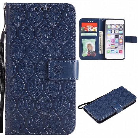 Yiizy Fundas Samsung Galaxy S6 / G920F Tapa, Flores Diseño ...