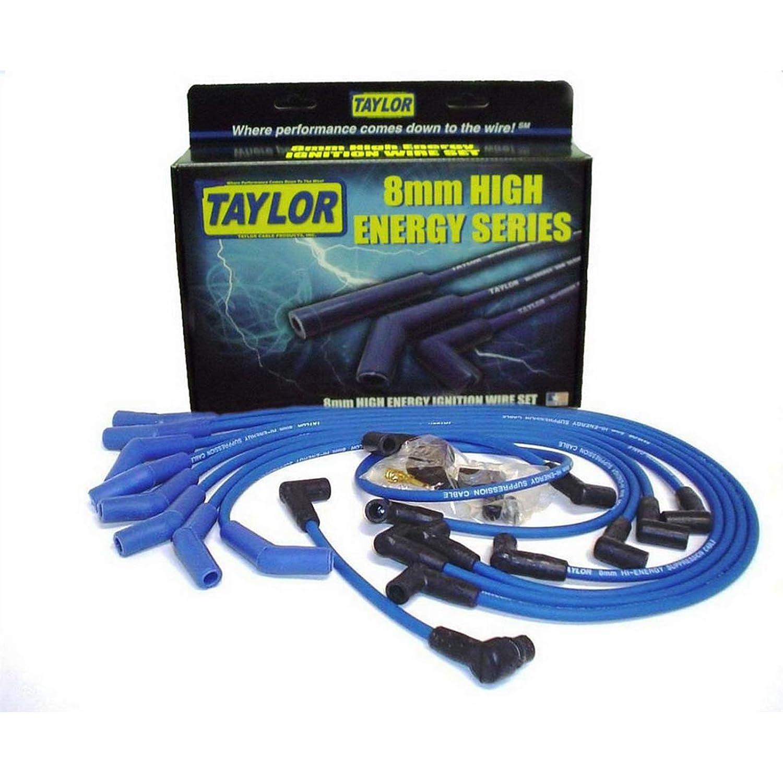 Vertex 64658 8MM HI-ENERGY CUSTOM FIT Taylor