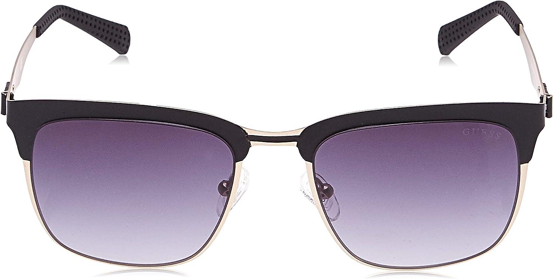 Guess GU6900 05B 52 Montures de lunettes Nero Noir Mixte Adulte